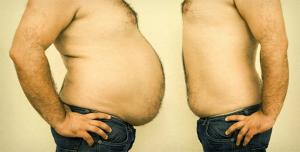Bajar de peso y hacer ejercicio