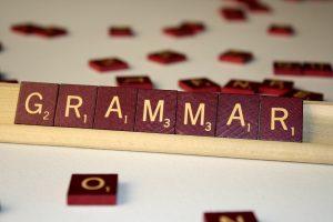 grammar inglés