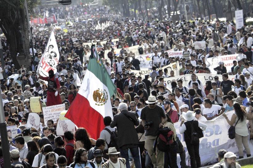 México es como la vieja mula, ya no es lo que era