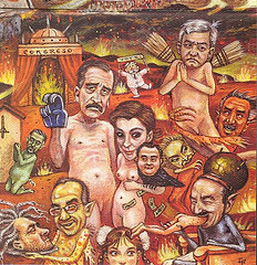 Una lenta y continua decepción de la política mexicana