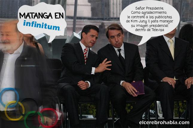 América Móvil compra derechos de los JJOO. Carlos Slim contraataca a Televisa y TV Azteca