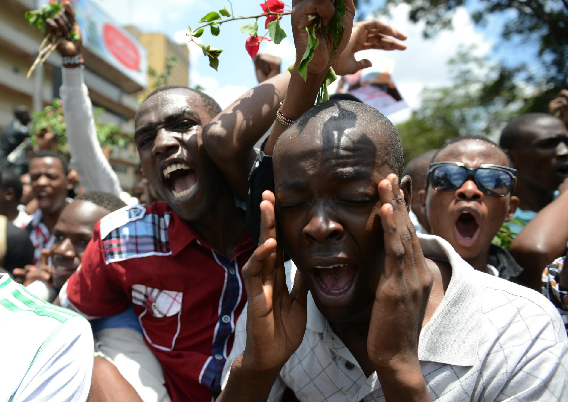 Kenia vs Charlie. Porque los negros y los pobres siempre serán relegados