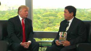 Robert Kiyosaki y Donald Trump
