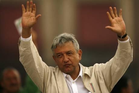 Elecciones 2012 al día - López Obrador se trepa al segundo lugar