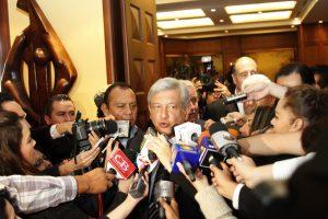 López Obrador, el promotor de Peña Nieto y el PRI