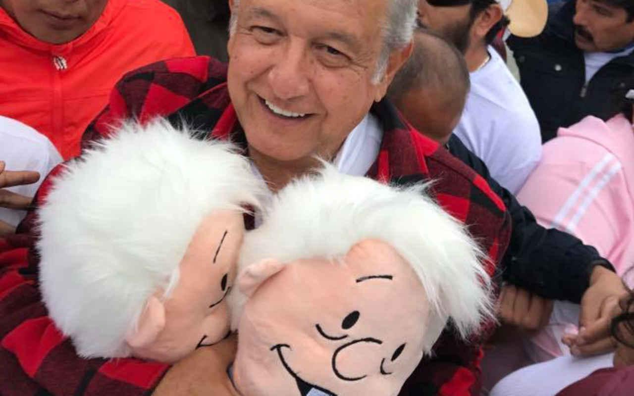 López Obrador, nuestro señor