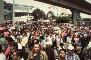 CNTE, maestros que marchan