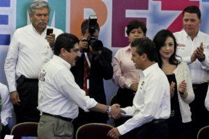 Manuel Espino apoya a Peña Nieto. El Yunque acompañará al gobierno del PRI
