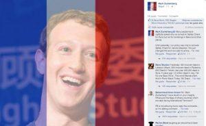 La banderita de Facebook ¿Por qué París y no Siria?