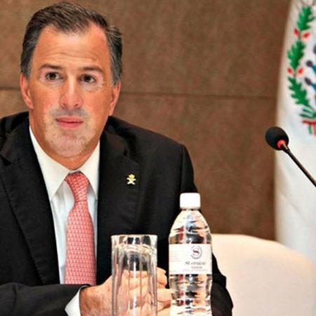 Y el dedo del PRI apuntó a José Antonio Meade
