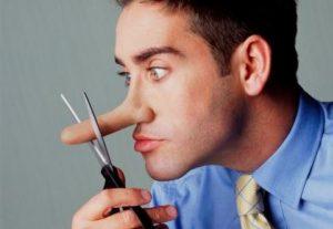 Las 5 mentiras que las personas suelen hacerse