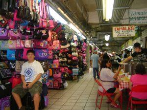 El Mercado Corona, símbolo de la ineficiencia mexicana