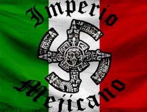Son nazis, y no son arios, son mexicanos