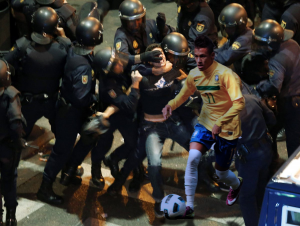 Brasil, los eventos deportivos y el descontento social