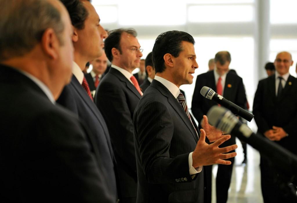 El PRI buscará el desarrollo de México, al punto en que preserve sus intereses