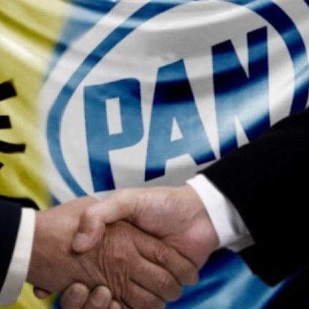 La alianza PAN-PRD. Juntos contra AMLO en 2018