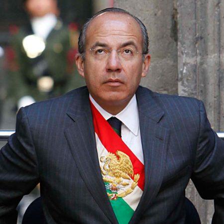 La bocota de Felipe Calderón
