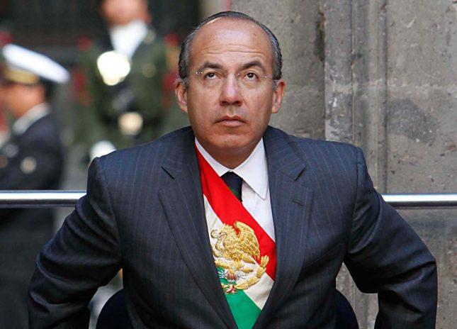 """Pero Calderón tampoco era tan """"chido"""""""