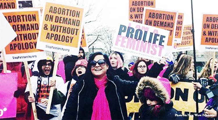 Del aborto y los derechos de la mujer