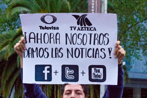 #YoSoy132 y las teorías de la conspiración