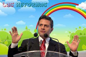 Peña Nieto y la venta de su logro