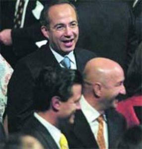 Perdimos a Felipe Calderón ¿Alguna vez lo tuvimos?