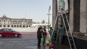 Aunque Toluca se vista de seda, Toluca se queda