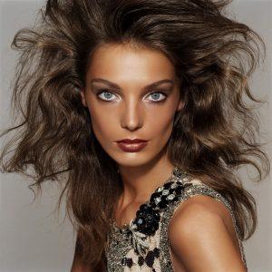 Modelo de belleza femenina, ¿Y si es gordita qué?