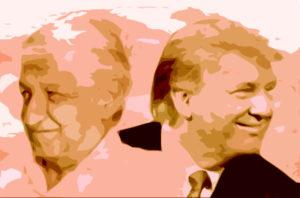 AMLO y Donald Trump