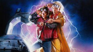 McFly volvió al futuro, y se encontró con esto