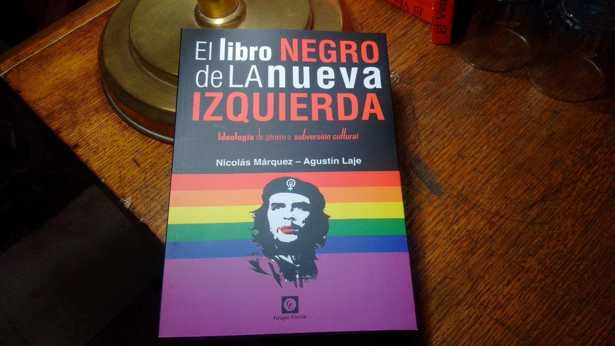 el libro negro de la nueva izquierda ideologia de genero o subversion cultural